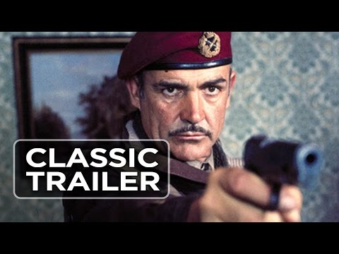 Random Movie Pick - A Bridge Too Far Official Trailer #1 - Sean Connery, Michael Caine Movie (1977) HD YouTube Trailer