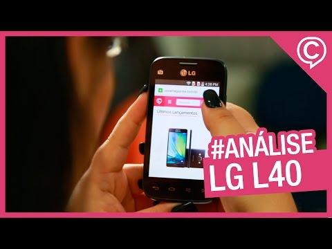 LG L40 [Análise] – Cissa Magazine