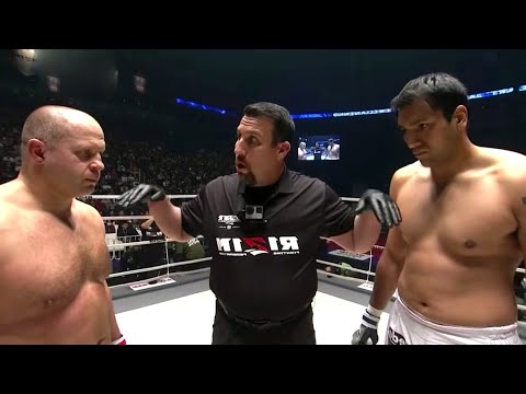 Fedor Emelianenko (Russia) Vs Jaideep Singh (India) | KNOCKOUT, MMA Fight HD