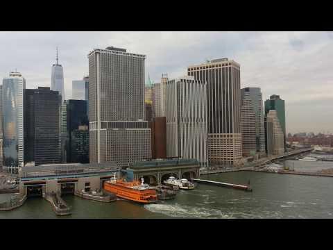 Heli tour Manhattan, New York 2017