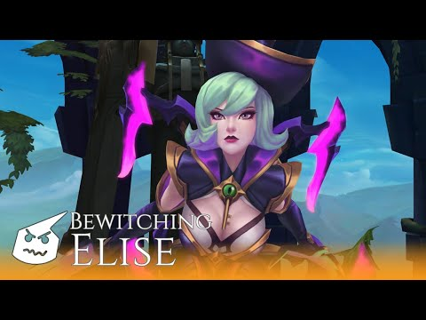 Bewitching Elise.face