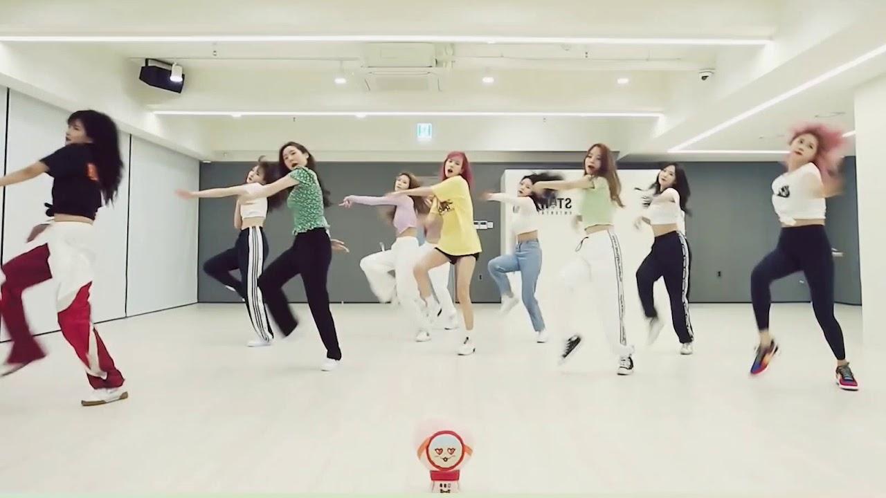 WJSN/COSMIC GIRLS (우주소녀) - BUTTERFLY (버터플라이) Mirrored Dance Practice (안무 거울모드)