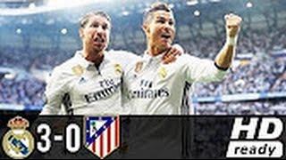 Real Madrid Vs Atletico Madrid 3 0 All Goals & Highlights. Uefa Champions League 02 05 2017 Hd
