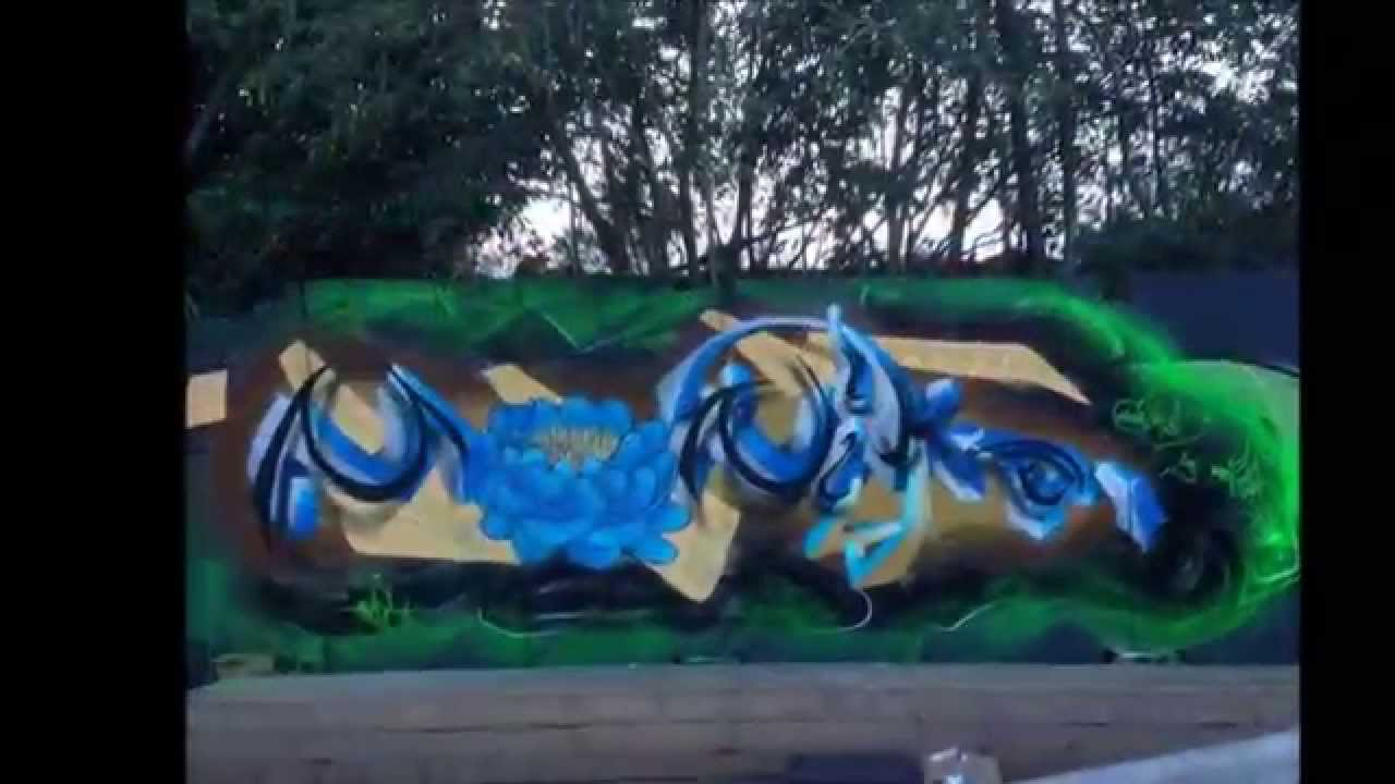 Oxford London Graffiti Jam Youtube