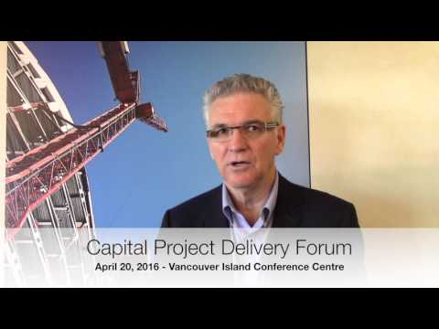 CCVI - Capital Project Delivery Forum 2016