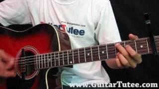 David Archuleta - Touch My Hand, by www.GuitarTutee.com