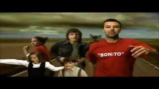 JARABE DE PALO - BONITO (Video Oficial en italiano)