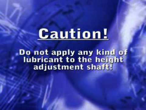 Manhasset: Model #48 Symphony Stand Assembly Instructions