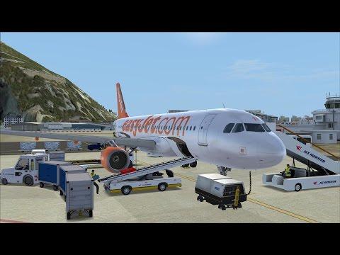 LET`S PLAY Flight Simulator X / Mit A320 easyJet von Lissabon nach Gibraltar: Kommentiertes Gameplay Von Lennart --------------------------------------------------------------- LennartRW bei Facebook: https://www.facebook.com/lennartrw --------------------------------------------------------------- Wir fliegen heute seit Langem mal wieder mit dem FSX. Sorry dafür, dass nicht alles so rund läuft. Ich muss mich erstmal wieder