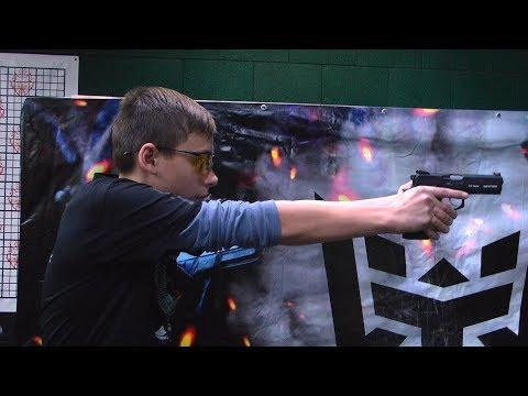 Как получить разряд по стрельбе