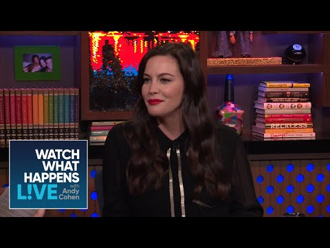 Did Liv Tyler Ever Date Orlando Bloom?  WWHL