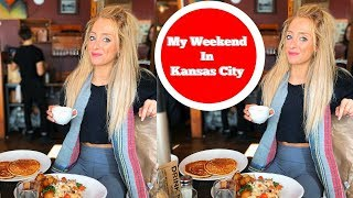 Kansas City Vlog| A Weekend Without Macros| What I Bring When Traveling