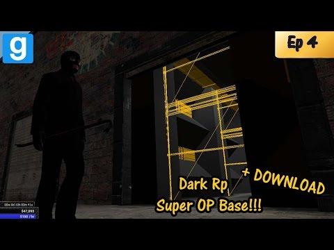 Gmod Dark Rp Super OP Base!!! + DOWNLOAD