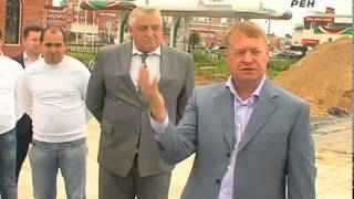 Строительство Воскресенского парка и Воскресенского проспекта в Йошкар-Оле(, 2014-06-27T15:00:40.000Z)