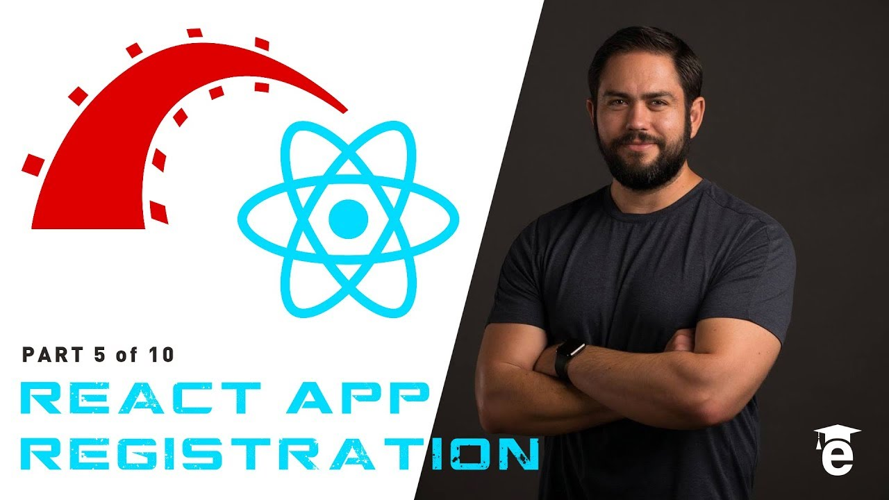 Building the React Registration Component