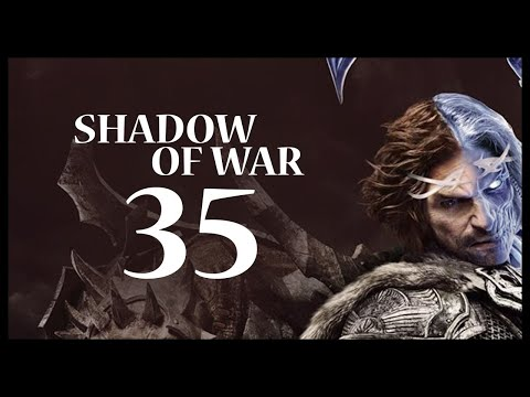 Middle-earth: Shadow of War Gameplay Walkthrough Let's Play Part 35 (BARANOR CAPTURED)