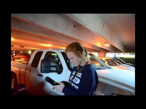 Maggie Teson - Parking Enforcer