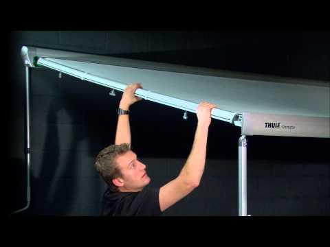 RV Awning Tents  - Thule Safari Residence