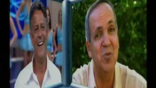 AROLDO E MARCOS PAULO NO DOMINGÃO DO FAUSTÃO