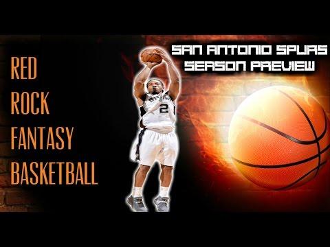 San Antonio Spurs Season Preview
