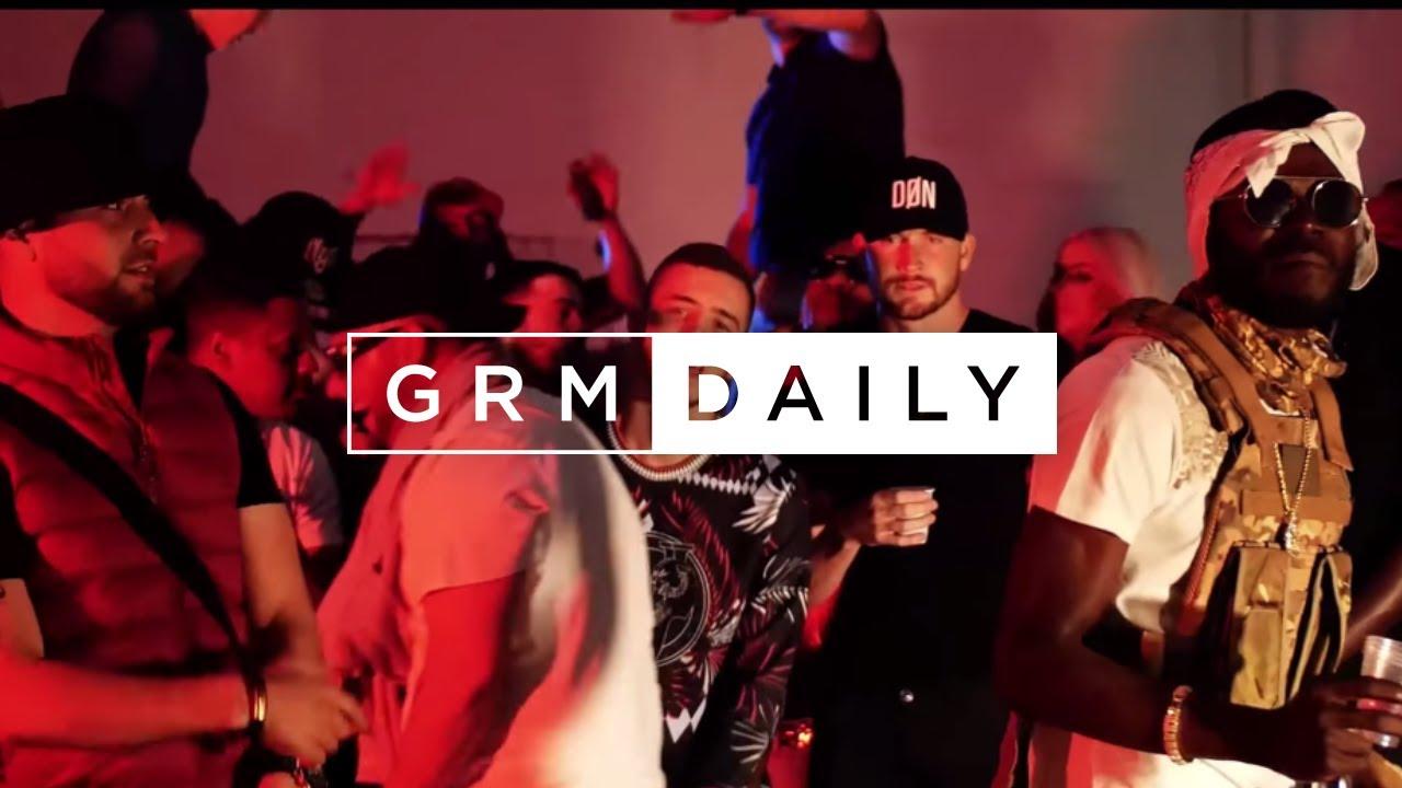 Og Merks ft. Brandish, Don Strapzy & Fix Dot'm - Fear None Remix [Music Video]   GRM Daily