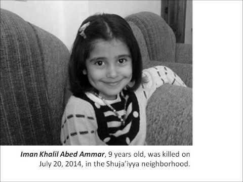 Free Palestine Slideshow for Vigil