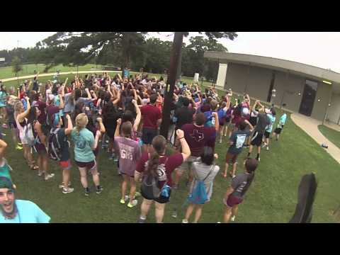 Texas A&M Fish Camp 2014 Session A