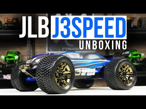 JLB J3SPEED Unboxing & Comparison With JLB 21101