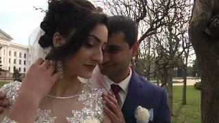 Клип Андрей и Алина 6.04.2017. Видеограф Анна т.0990177567