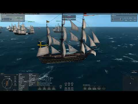 Naval Action: PvP- Catching the rarest thing in NA!-A Dutch pvp Fleet.