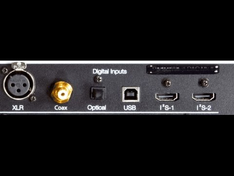 Connecting your DAC #1:  the interfaces