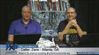 Why Would Atheist Discourage Death?   Zane - Atlanta, GA   Atheist Experience 20.42