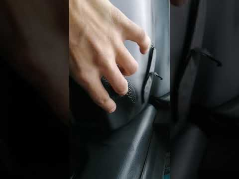 Снятие верхней накладки панели ваз 2113-2115