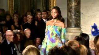 Emilio Pucci Spring 2012 Fashion Show (full)