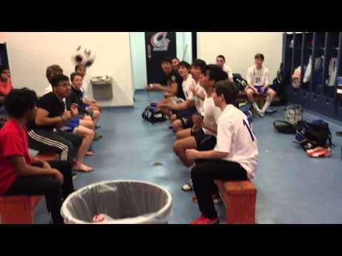 Header Challenge X North Springs High School Soccer Team