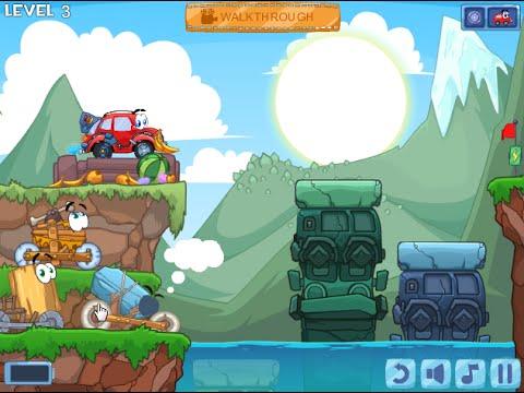 wheely 2 level 6