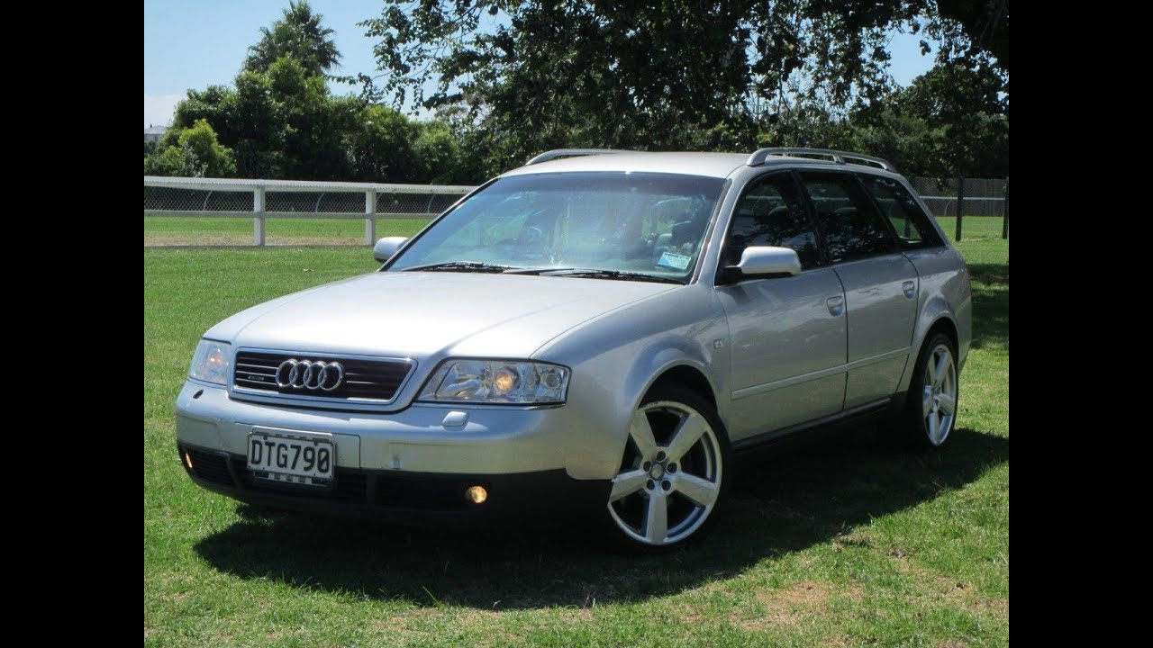 hight resolution of 2001 audi a6 quattro 7 seater wagon no reserve cash4cars cash4cars sold
