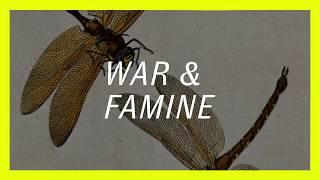 Ra Ra Riot - War amp Famine Lyric Video