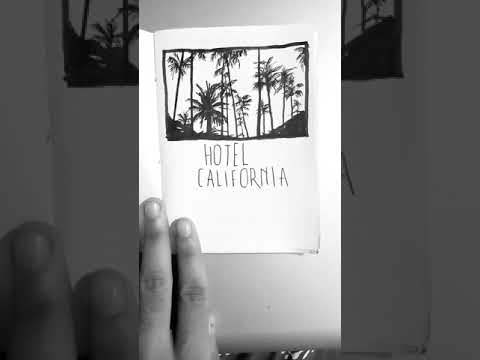 HOTEL CALIFORNIA | STORYBOOK | COMICS