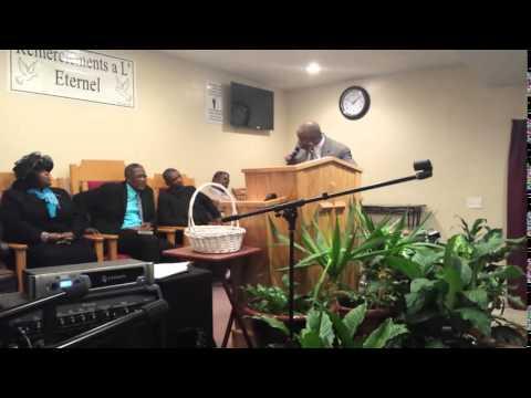 Eglise de Dieu de Paterson.Radio Télé Xfm, RTvXfm