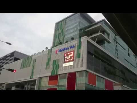 Joo Koon MRT Bus Interchange - Benoi Road