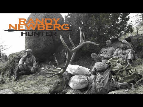 Hunting Wyoming Elk with Randy Newberg and Mike Spitzer, Part 1 (FT S2 E9)