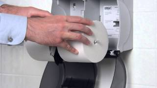Compact® Tissue Dispensers - Side by Side Loading Instructions Thumbnail