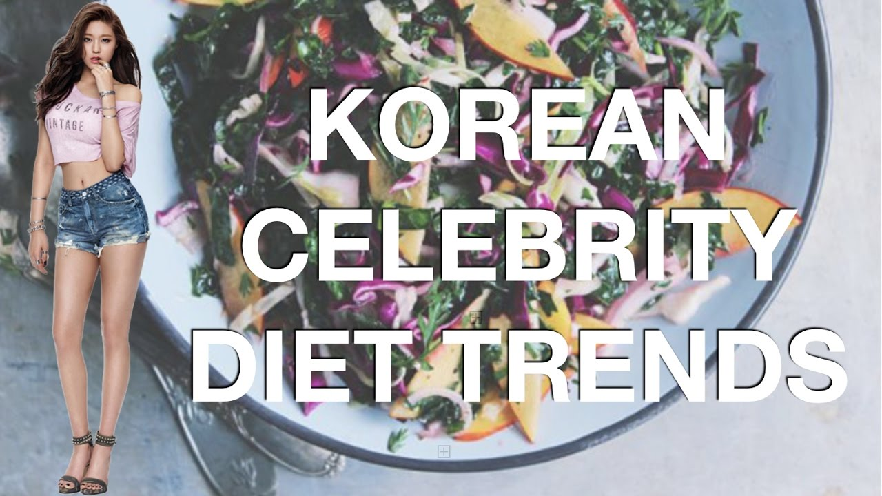 Korean celebrity diet trends youtube for Trendy celebrity watches