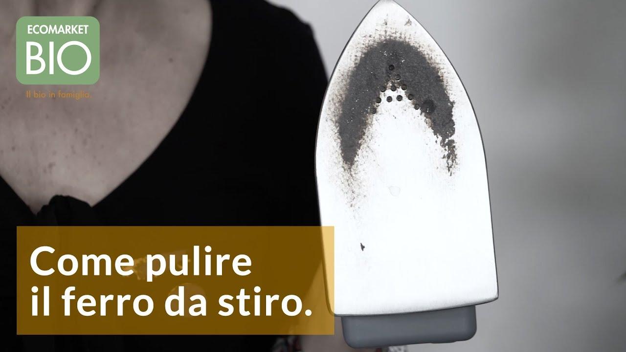 Pulizia Ferro Da Stiro come pulire il ferro da stiro - ecomarketbio