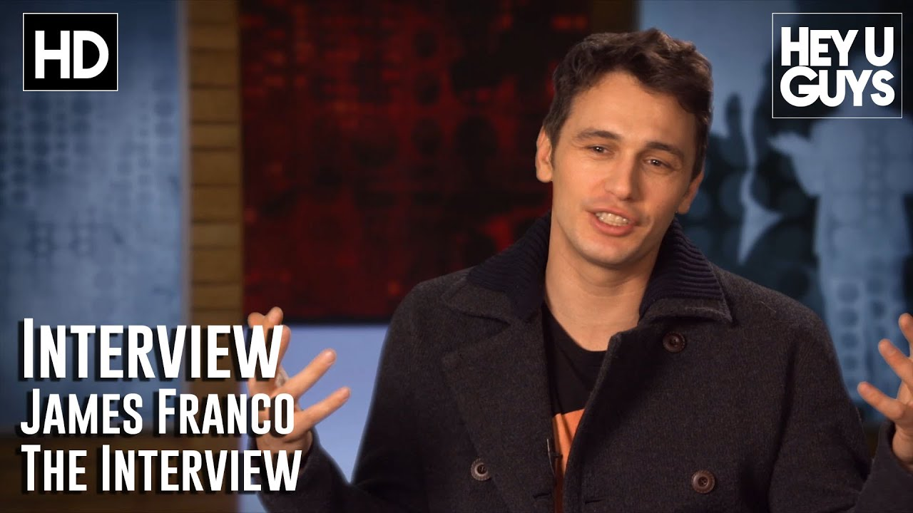 James Franco Interview
