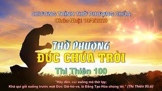 HTTL THÀNH LỢI - Chương trình Thờ Phượng Chúa - 19/04/2020