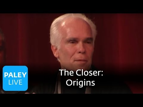 The Closer - Gil Garcetti talks about the birth of The Closer (Paley Center)
