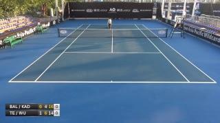 Australian Open 2019 Asia-Pacific Wildcard Play-off | Court 3 - 29 Nov