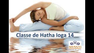 Classe de Hatha Ioga 14